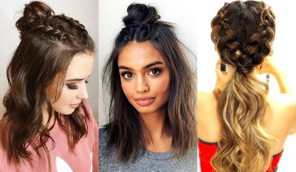 recreate these super cute hairstyles for girls