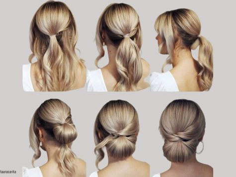 Best and Easy Hairstyle for Long Hair Beautiful 20 Easy Hairstyles for Long Hair In 10 Seconds or Less