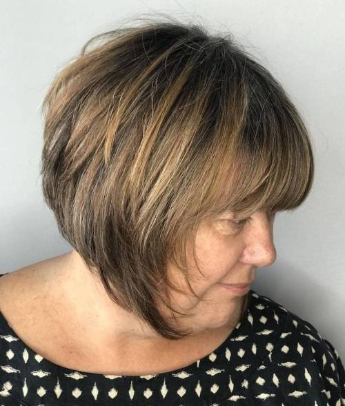 10 modern haircuts for women over 50 with extra zing