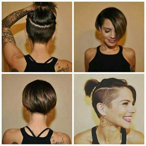 Bob Undercut Hairstyle New Pin On Hairstyles 2018