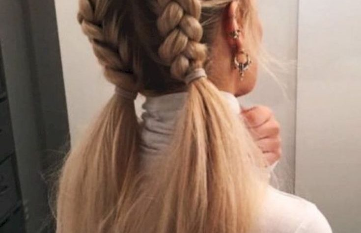 Braid Hairstyles for Long Hair Inspirational 52 Braid Hairstyle Ideas for Girls nowadays Outfitmax.com ...