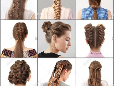 Different Hairstyles for Women Best Collection Women with Different Hairstyles Stock Photo - Alamy