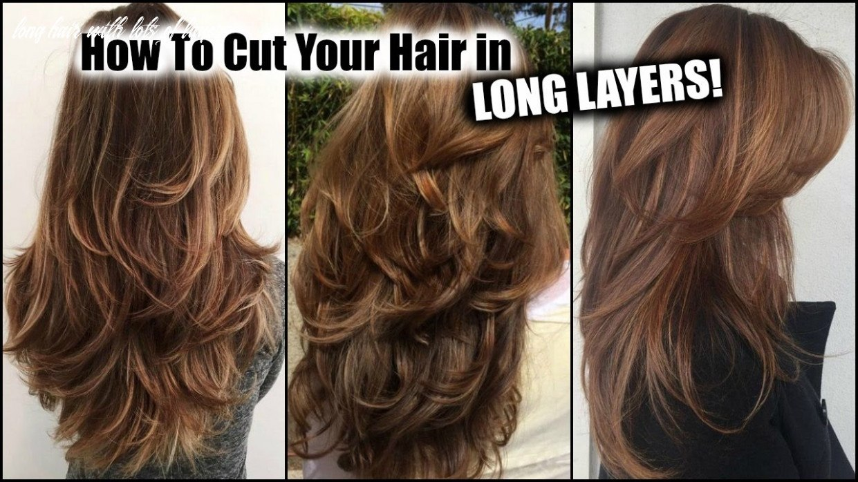 8 long hair with lots of layersml