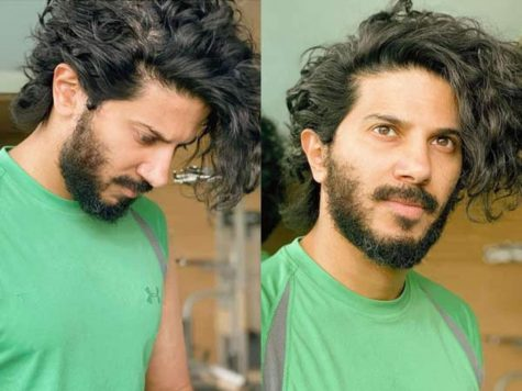 Dulquer Salmaan Long Hairstyle Lovely Dulquer Salmaan's Lockdown Hair Makes the Actor Look Hotter ...