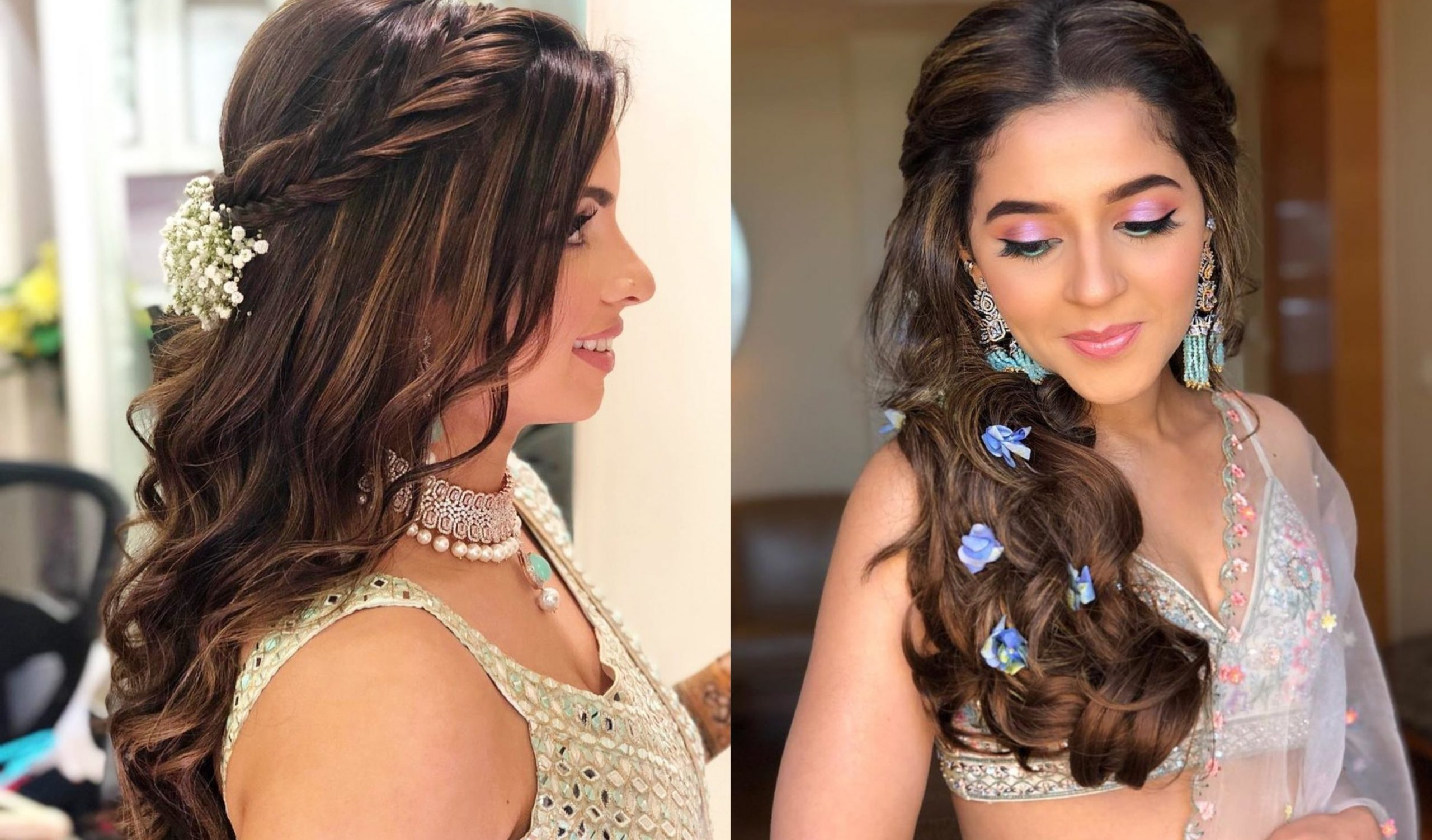 bridal hairstyles for your engagement