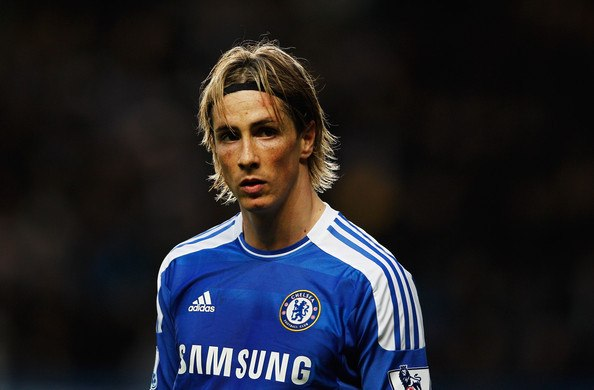 fernando torres from spain it was hard to pick a
