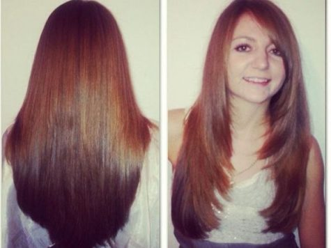 Front Layer Cut Hairstyle for Long Hair the Best Pin On Long Layers