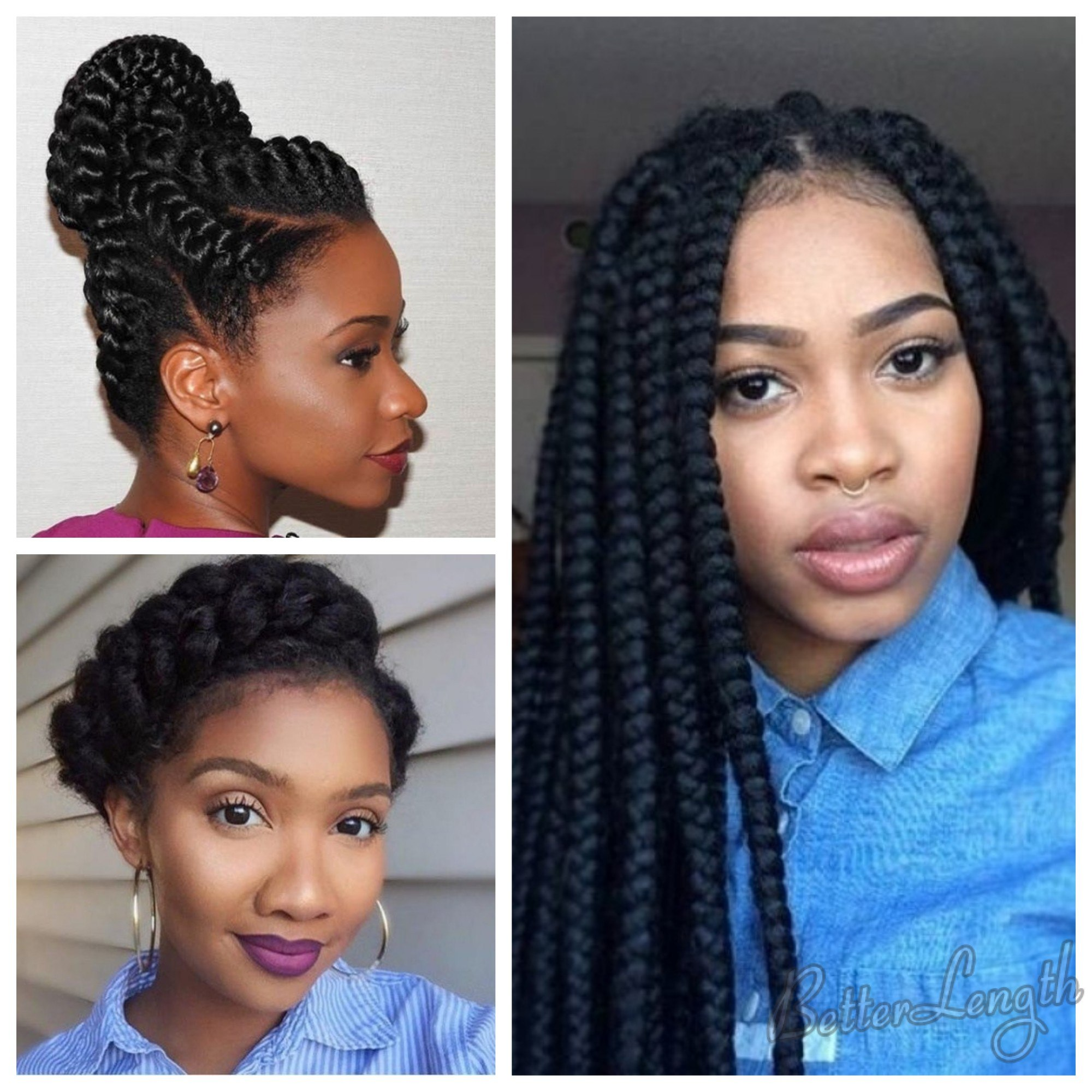 dope 2018 summer hairstyles for black women