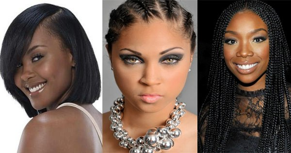 10 hairstyles for black women