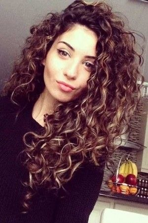 Hairstyles for Curly Hair Women Beautiful Pin by Elaine Wang On Hair Ideas Curly Hair Styles, Hair Styles ...