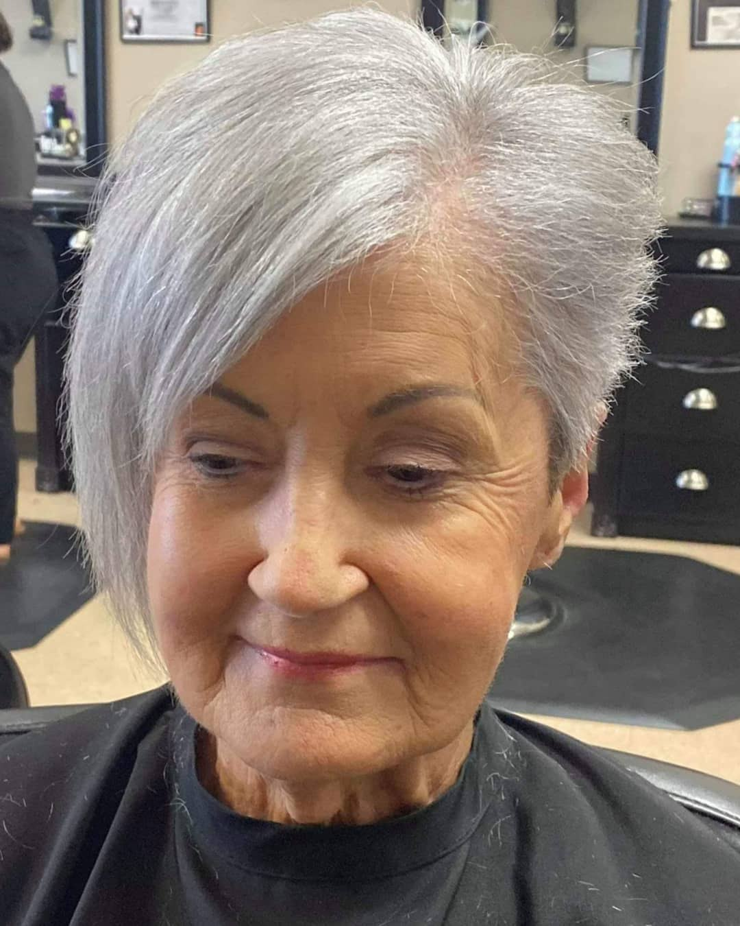 haircuts for women over 70ml