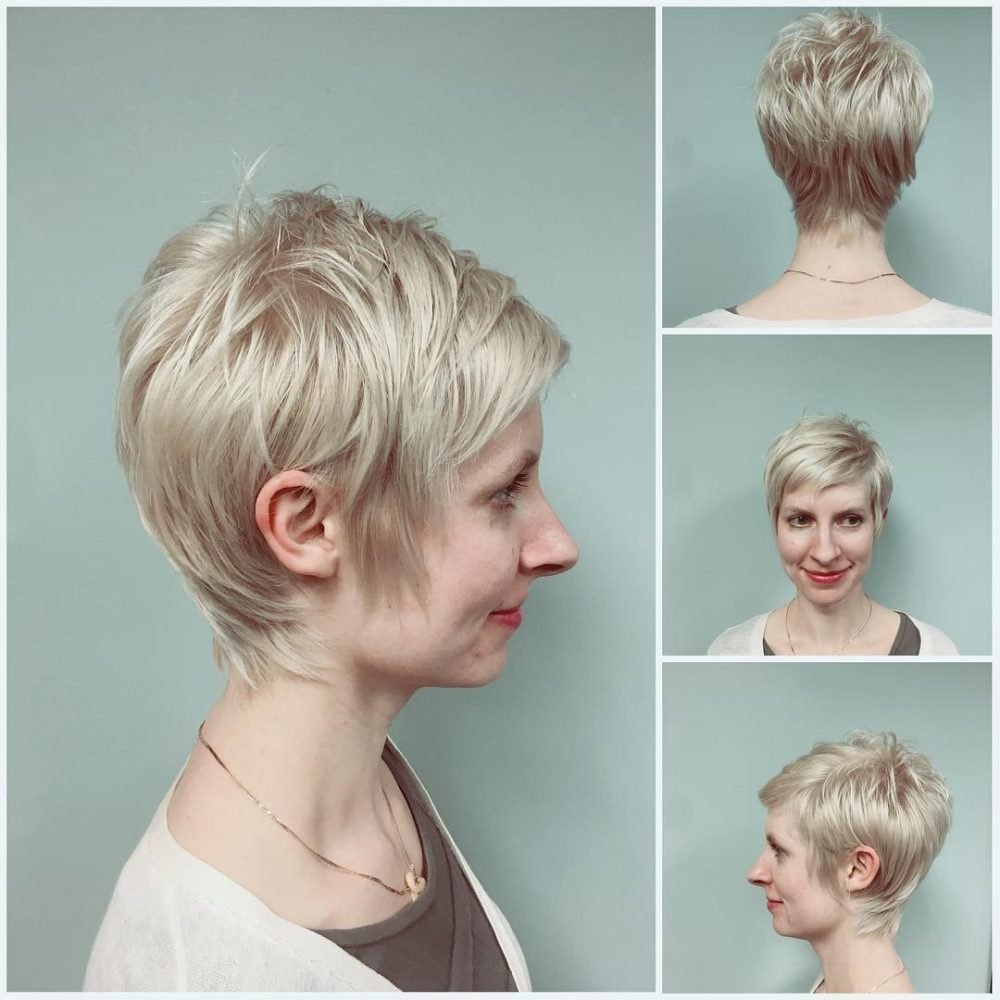 hairstyles for thinning hair on crown