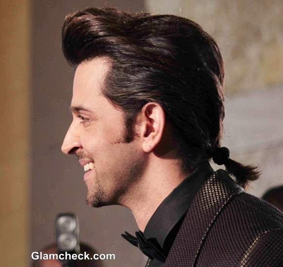 Hrithik Roshan Long Hairstyle Best Collection Hritik Roshan New Hairstyle Ponytail At Gq Man Of The Year Awards … Of Best Collection Hrithik Roshan Long Hairstyle