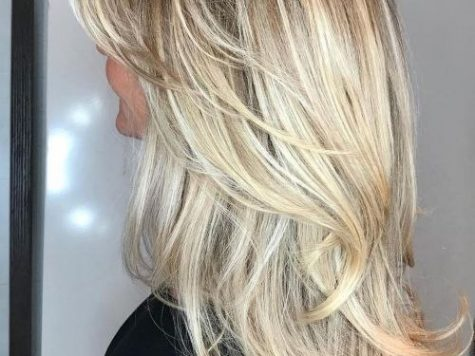 Layered Long Hairstyle Images New 50 Cute Long Layered Haircuts with Bangs 2021