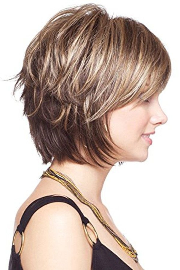 Layered Short Hairstyles Best Of Pin On Wigs Of The Best Layered Short Hairstyles
