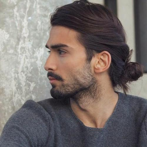 30 stately long hairstyles for men to sport with dignity