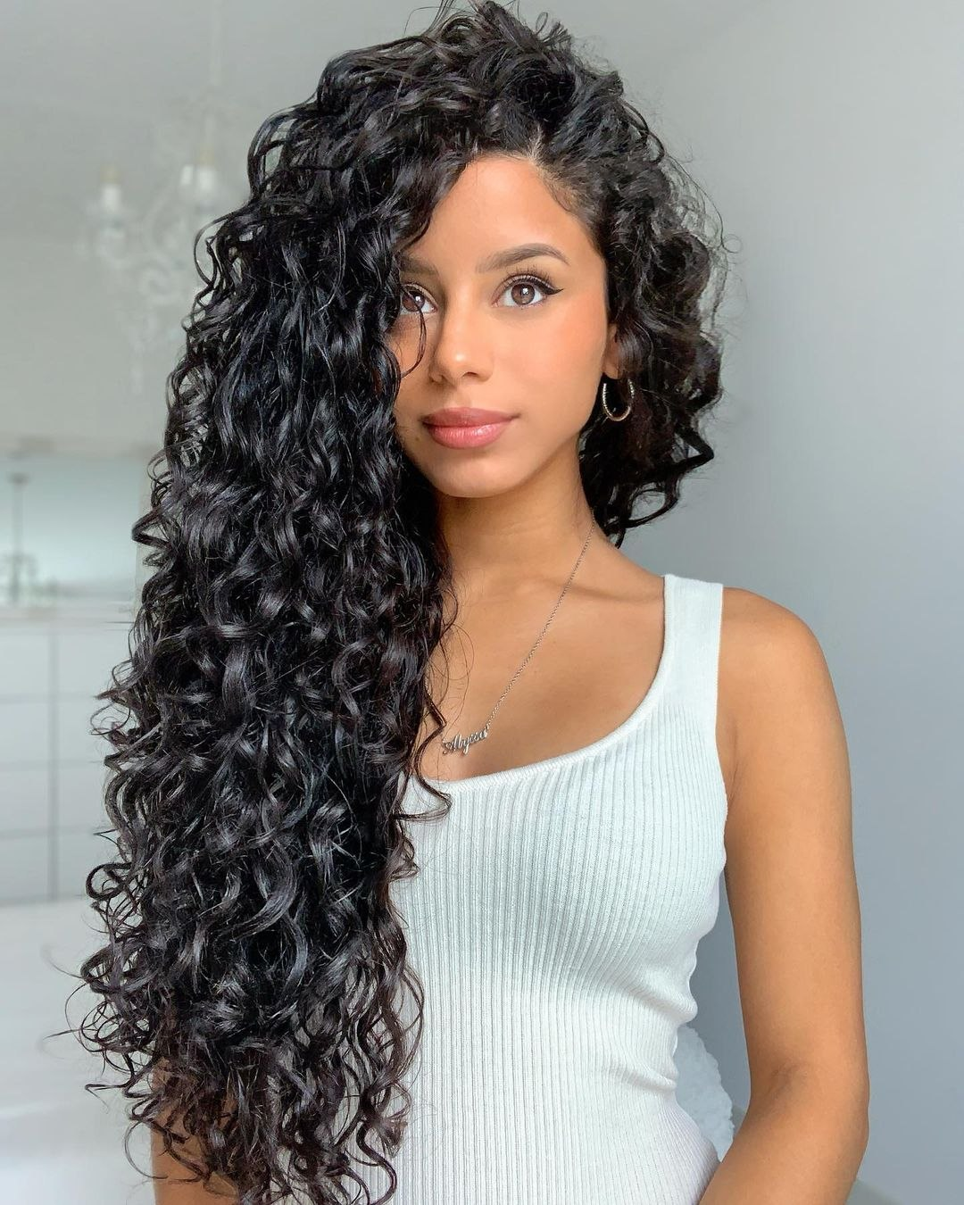 Long Hairstyle Curly Best Of 28 Cute Long Curly Hairstyles for 2021 - Easy Curly Hair Ideas