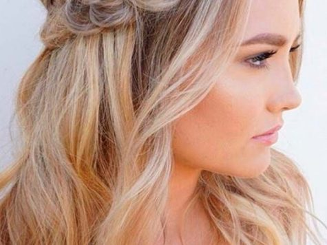 Long Hairstyle Down Inspirational Nice Holiday Half Up Hairstyles for Long Hair Lovehairstyles.com ...