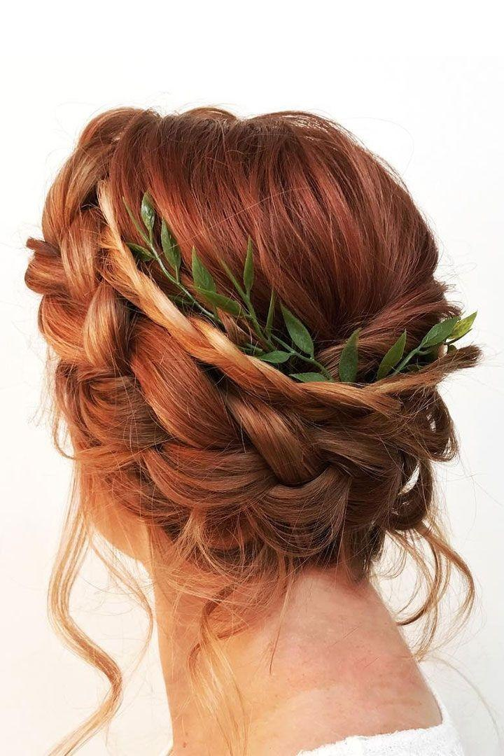 braid half up half down hairstyle for long hair that youll love
