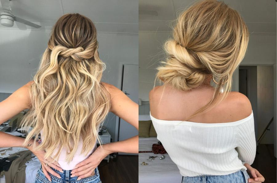 10 hairstyles you can achieve with hair extensions