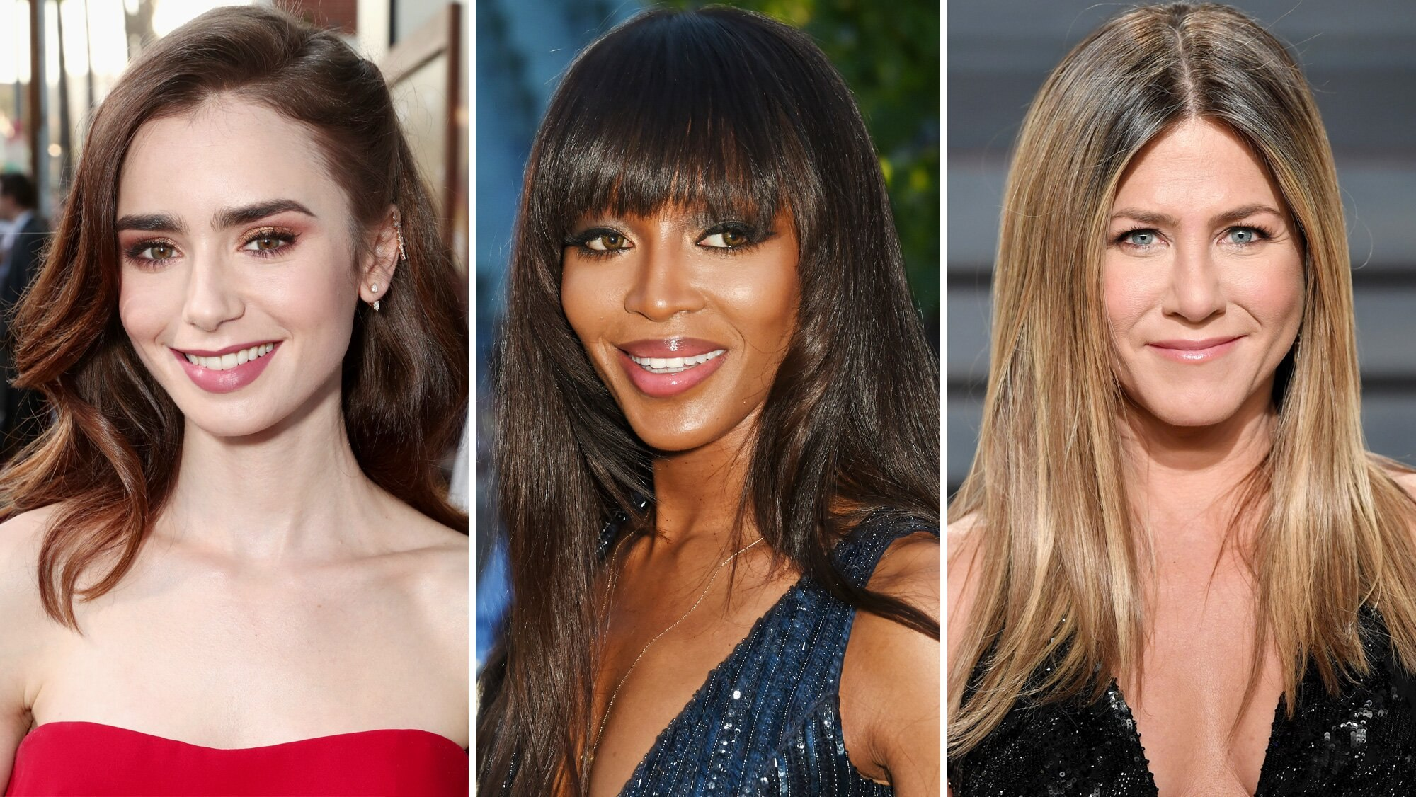 best flattering haircuts heart shaped faces