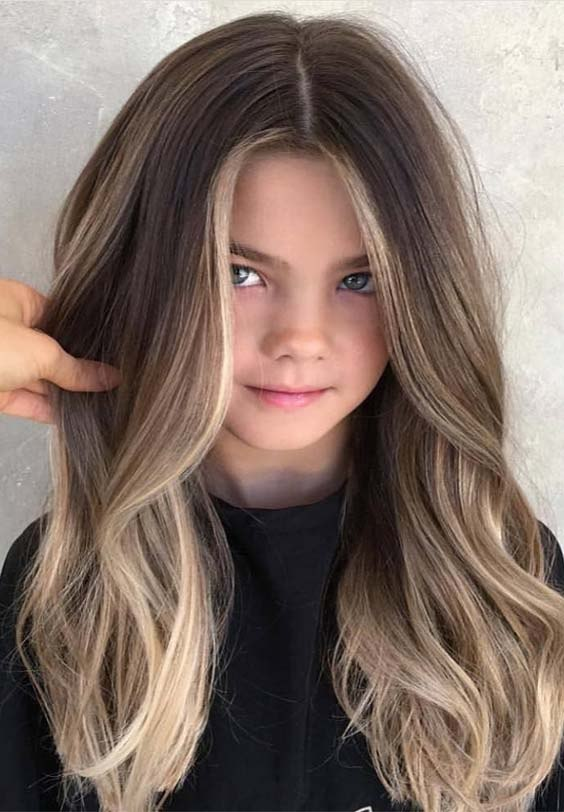 Long Hairstyle Ideas 2019 Beautiful Graceful Long Hairstyles Ideas for Teenage Girls In 2019 - Stylezco