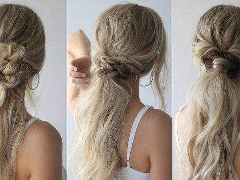 Long Hairstyle Ponytail Best Collection How to: Easy Ponytail Hairstyles 💫long Hairstyles