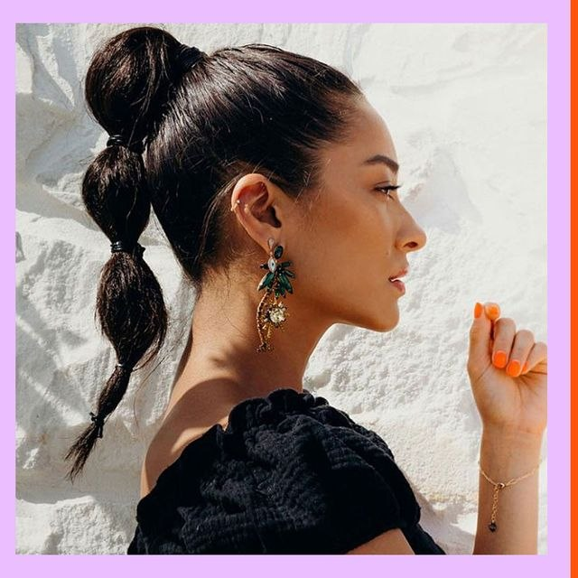 incredibly easy ponytails you should try now