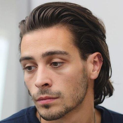 Long Hairstyle Pulled Back Best Of Pin On Men Haircuts Long Hair Of Lovely Long Hairstyle Pulled Back