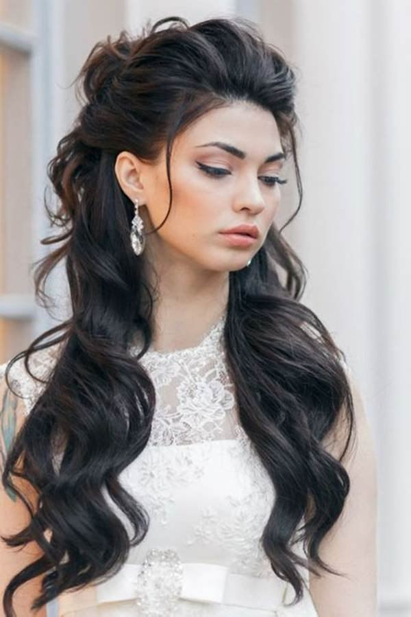 21 pulled back hairstyles for charming look