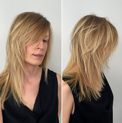 Long Hairstyle Thin Hair Best Of 40 Long Hairstyles and Haircuts for Fine Hair with An Illusion Of ...