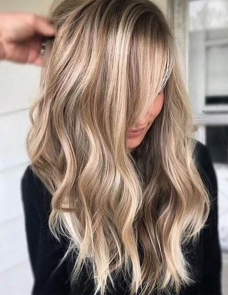 Long Hairstyles And Color Inspirational Hottest Hair Color Trends For Long Hairstyles 2018 Ideas In 2020 … Of Beautiful Long Hairstyles and Color
