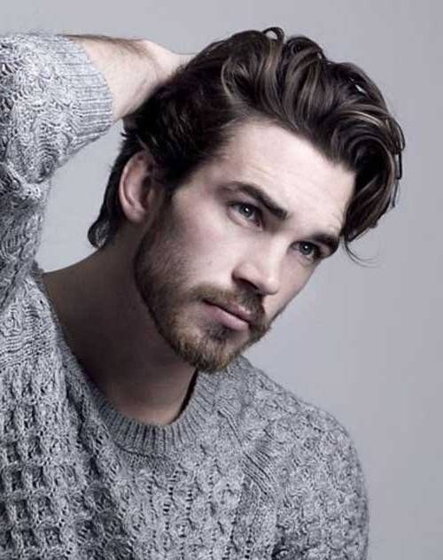 Long Hairstyles for Men with Thick Hair Inspirational Pin On Men's Short Hairstyles