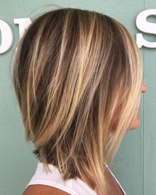 Medium Hairstyle In Layers Elegant 70 Brightest Medium Length Layered Haircuts and Hairstyles