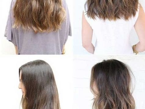 Medium Long Hairstyle Best Collection Pin On Hair Styles