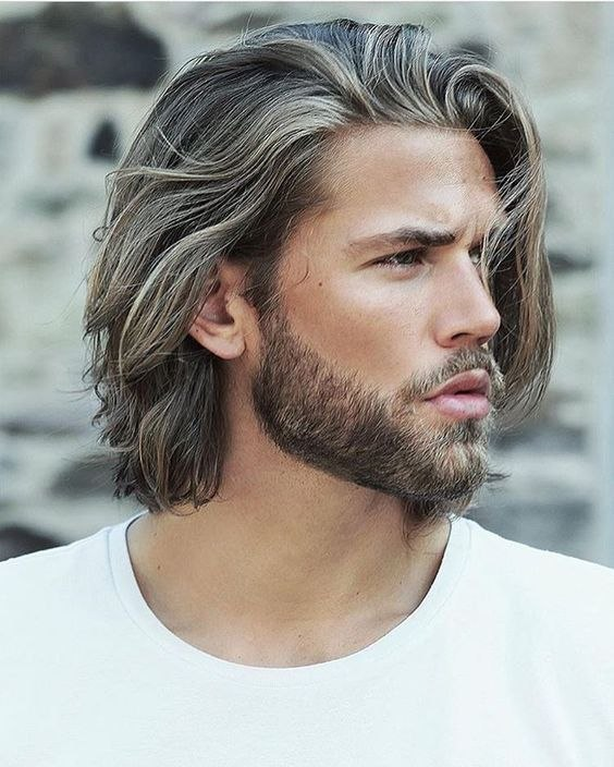 Mens Long Hairstyles Inspirational Vintage Long Hairstyles For Men Mens Hairstyles, Long Hair … Of Best Of Mens Long Hairstyles