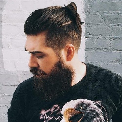 Mens Long Undercut Hairstyle Best Collection Mens Long Hair with An Undercut - 20 Stylish Growing Out Your ...