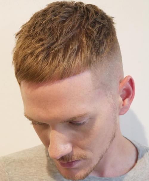 20 stylish hairstyles for men with thin hair