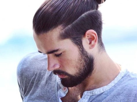 Mens Undercut Long Hairstyle the Best 9 Awesome Man Bun Hairstyles that Can Make You Look Cool Man Bun ...