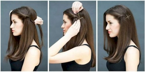 15 super easy hairstyles for lazy girls