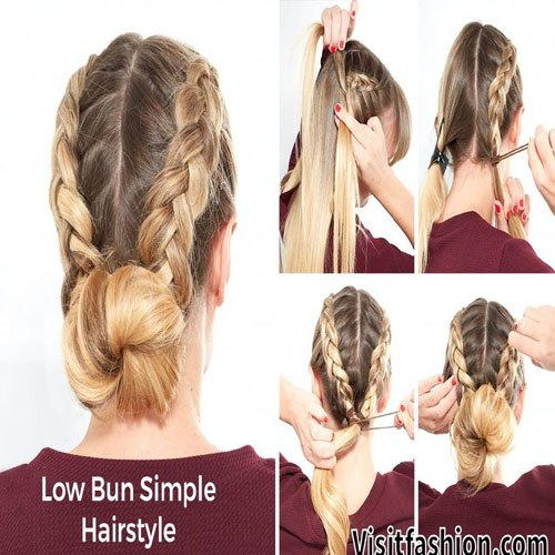 35 simple and easy hairstyles for girls latest in 2021