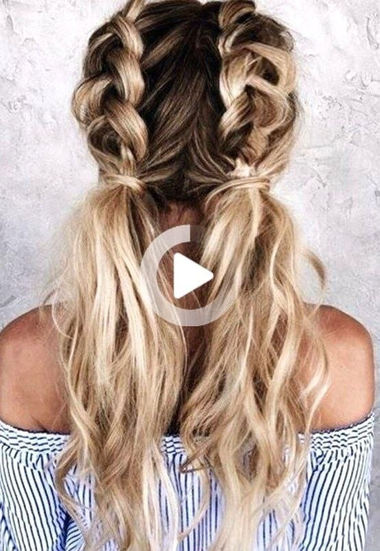 New Easy Hairstyle For Long Hair The Best 27 Cute And Easy Long Hairstyles For School Long Hair Styles … Of The Best New Easy Hairstyle for Long Hair
