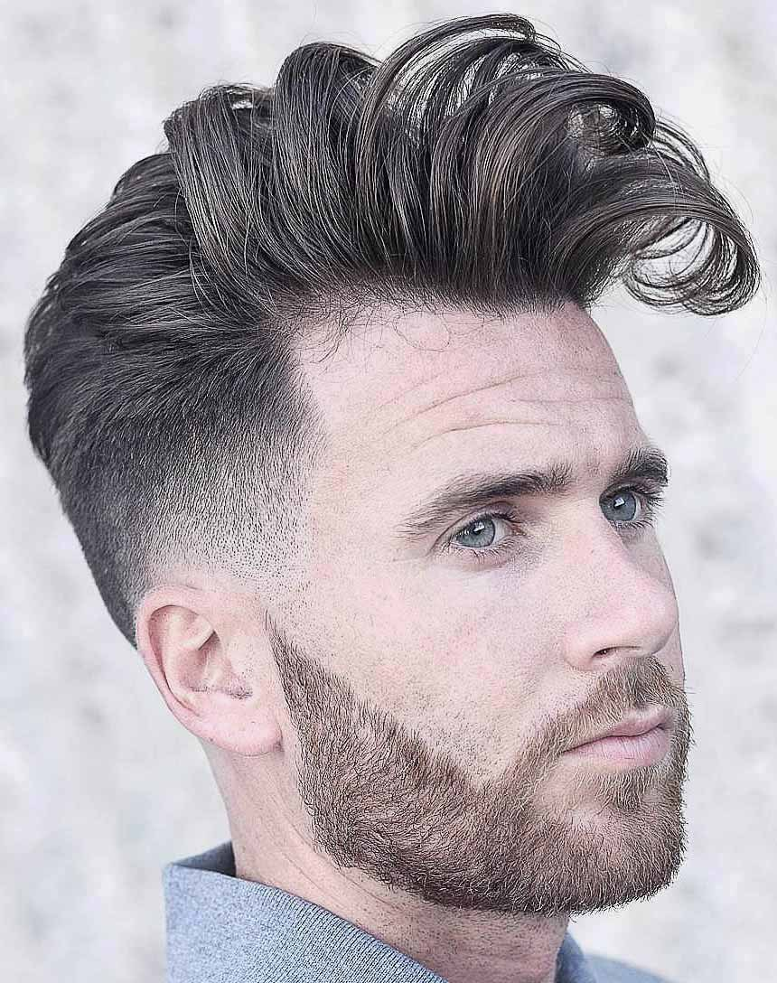 25 quiff hairstyles for ultra modern look
