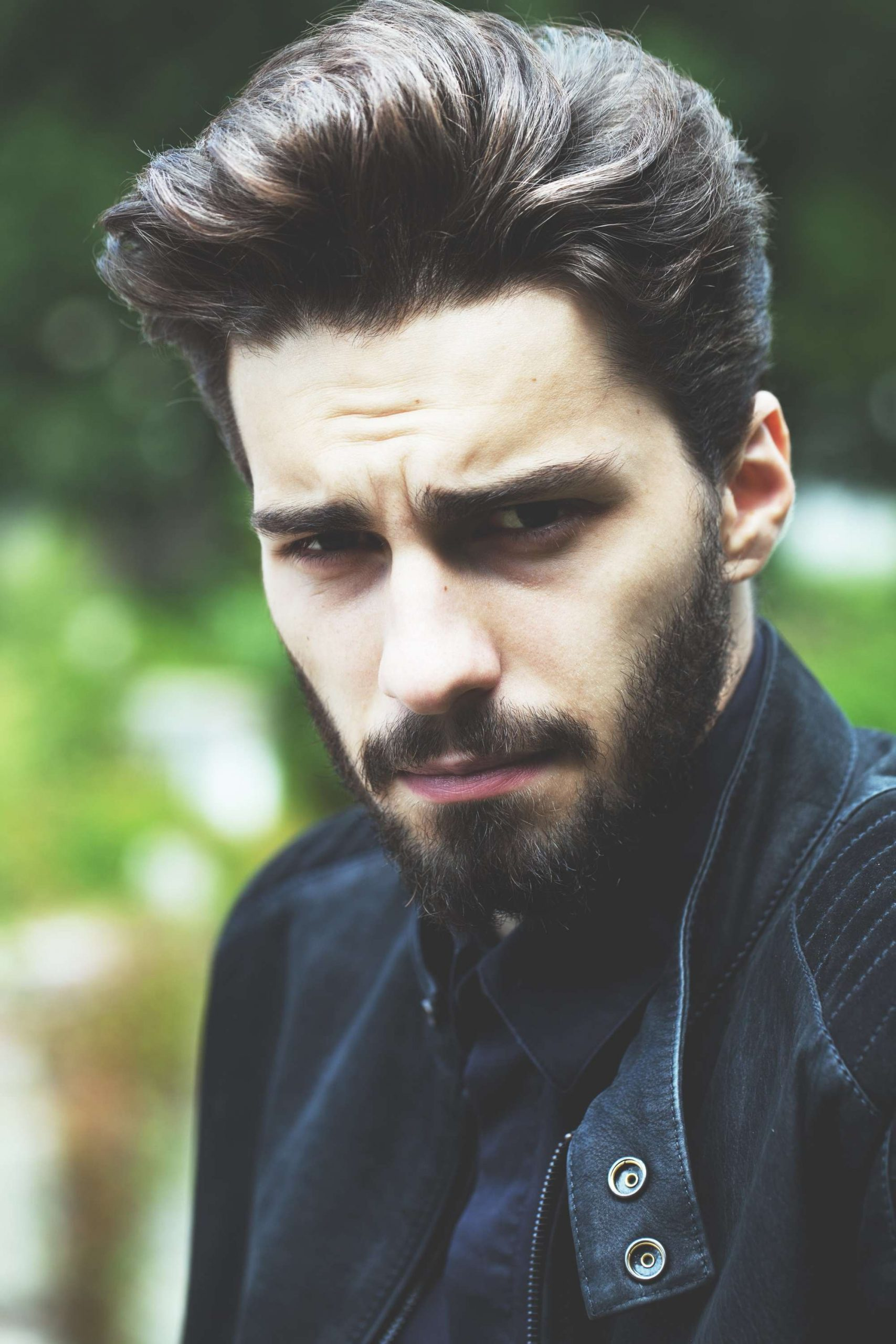 quiff hairstyles for long hair