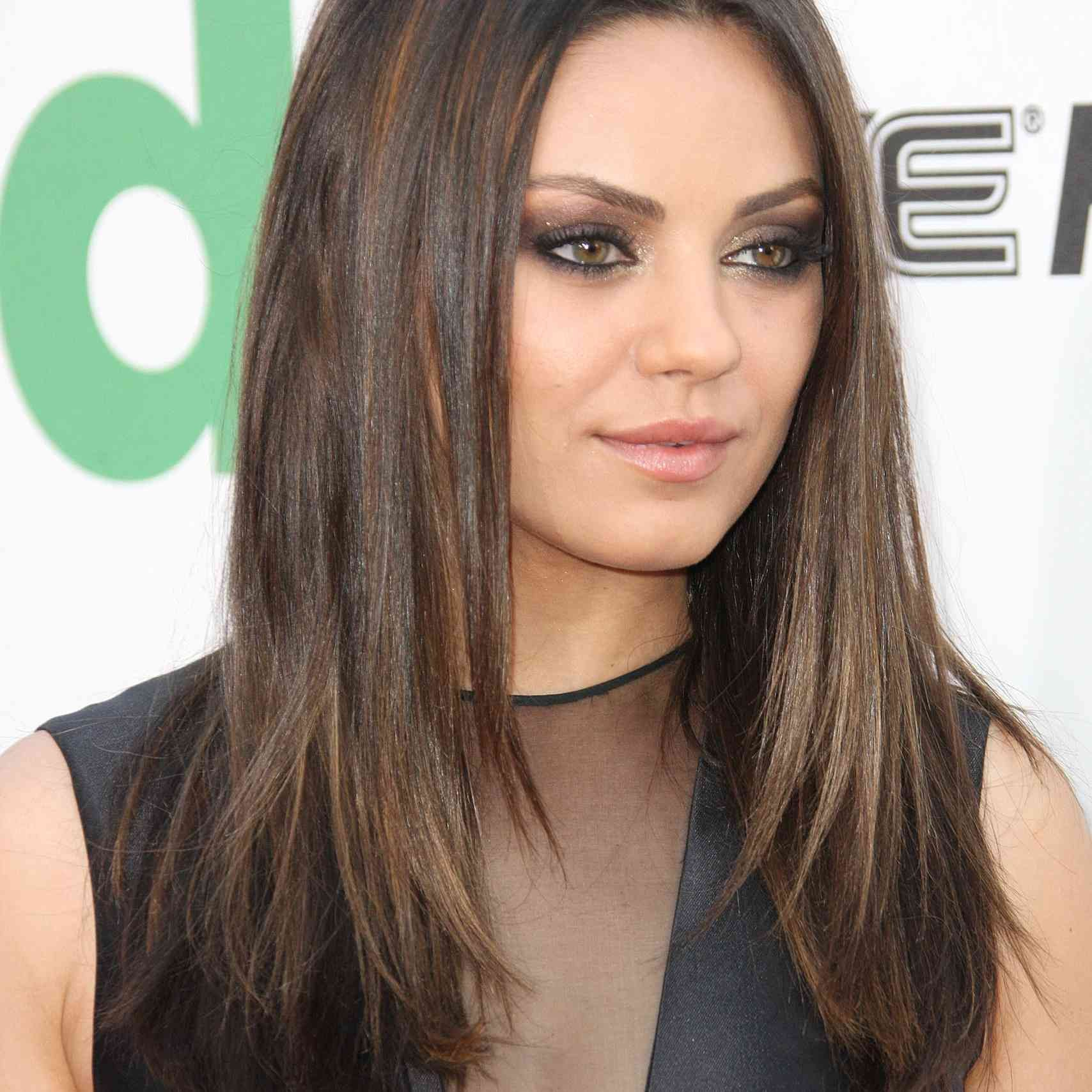 hairstyles for round faces the most flattering cuts