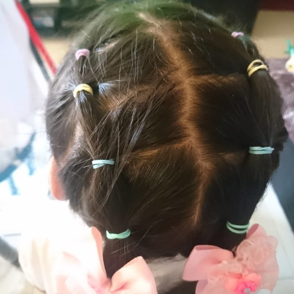 easy and simple hair styles for school girls