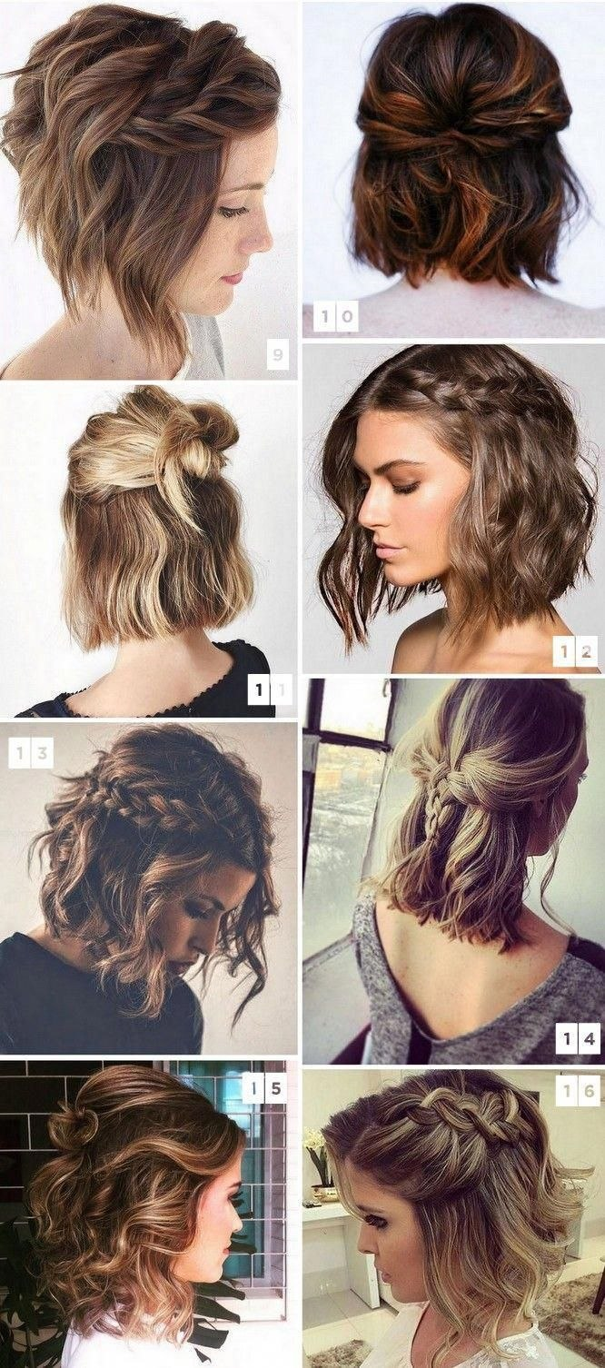 Short Hair Hairstyles Elegant Short Haircuts And Hairstyles For Women To Try #haircuts … Of Lovely Short Hair Hairstyles
