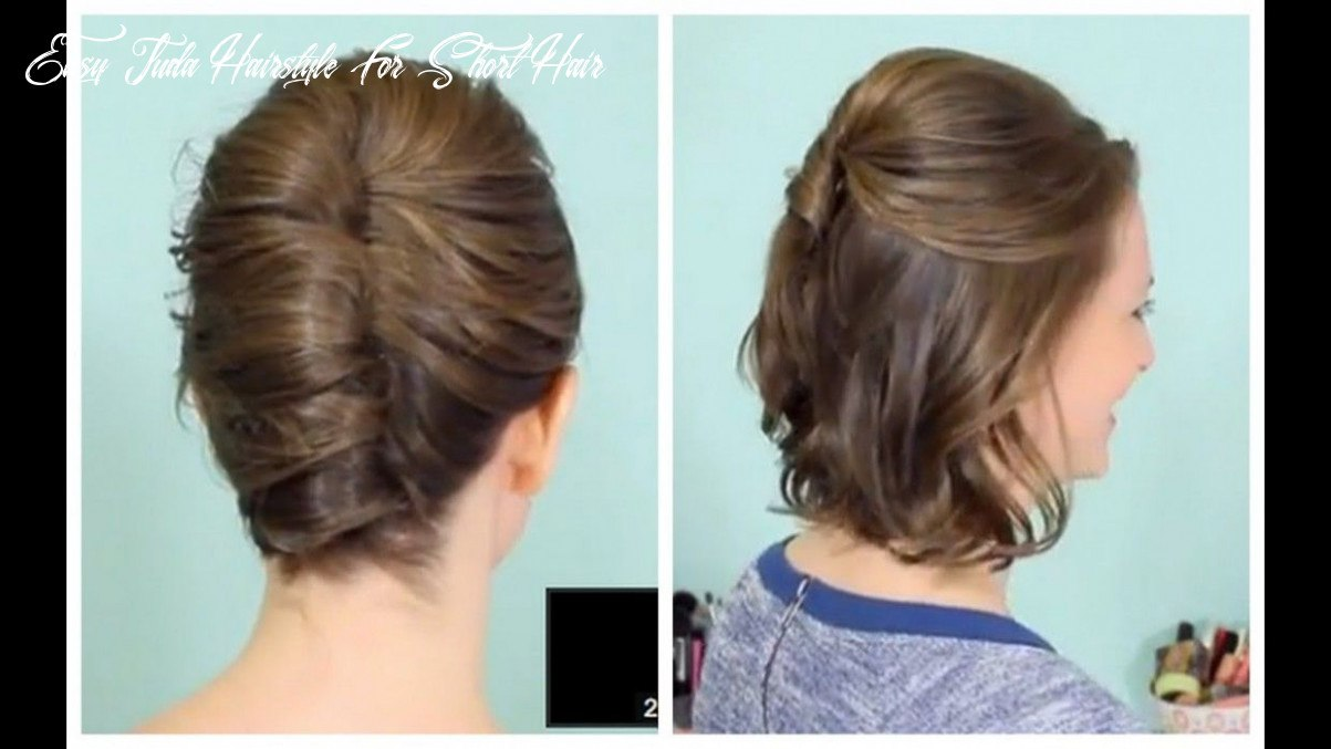 11 easy juda hairstyle for short hairml