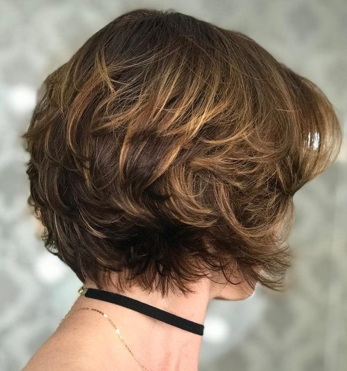 the most effortless classy short hairstyles for thick hair