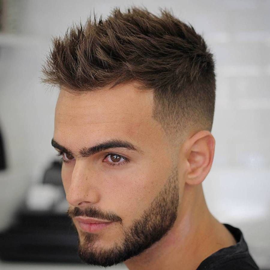 Short Mens Hairstyle The Best Pin On Hair & Beard Styles Of Inspirational Short Mens Hairstyle